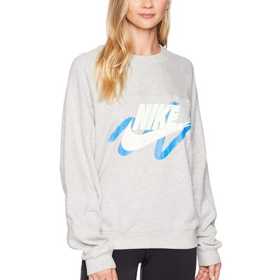 Nike - Nike Grey Heather/Grey Heather/Grey Heather Archive Crew