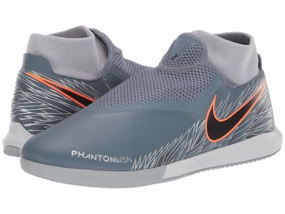 Nike - Nike Men Armory Blue/Black/Hyper Crimson Phantom Vsn Academy Df İc Cleats