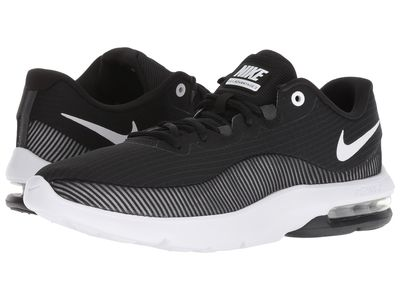 Nike - Nike Men Black/White/Anthracite Air Max Advantage 2 Running Shoes