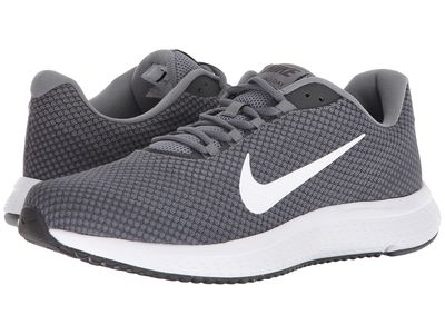 Nike - Nike Men Cool Grey/White/Anthracite/Black Runallday Running Shoes