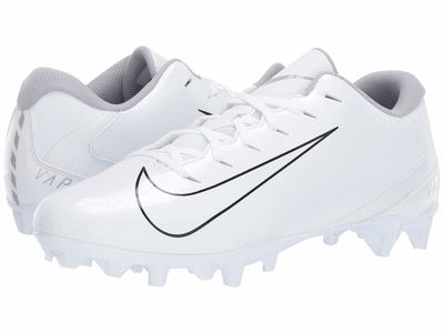 Nike - Nike Men White/White/Wolf Grey Vapor Varsity 3 Td Cleats
