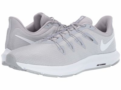 Nike - Nike Men Wolf Grey Quest Running Shoes