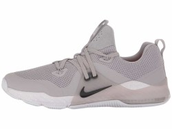 Nike Men's Atmosphere Grey Black Vast Grey White Zoom Command Athletic Shoes - Thumbnail