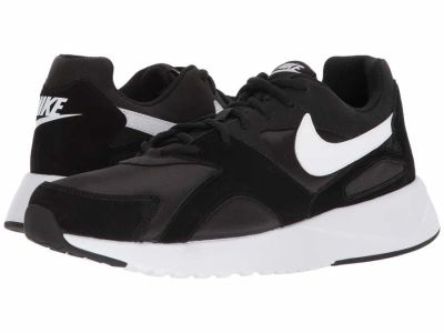 Nike - Nike Men's Black White Pantheos Lifestyle Sneakers