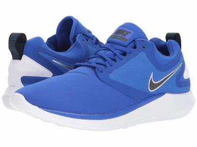Nike - Nike Men's Racer Blue Black Blue Force White LunarSolo Running Shoes