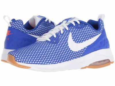 Nike - Nike Men's Racer Blue/White/Total Crimson Air Max Motion Low SE Lifestyle Sneakers