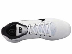 Nike Men's White Black Black Clipper '17 MCS Cleats - Thumbnail