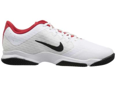 Nike - Nike Men's White/Black/University Red 2 Air Zoom Ultra Sneakers Athletic Shoes 8716273698422