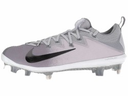 Nike Men's Wolf Grey/White/Cool Grey/Cool Grey Vapor Ultrafly Elite Cleats - Thumbnail