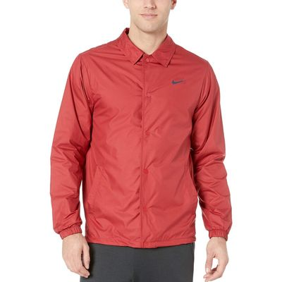Nike - Nike Sb Team Crimson/Obsidian Coaches Shield Jacket