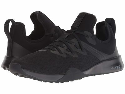 Nike - Nike Women Black/Anthracite Foundation Elite Tr Athletic Shoes