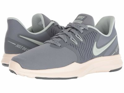 Nike - Nike Women Cool Grey/Light Silver/Guava İce İn-Season Tr 8 Athletic Shoes