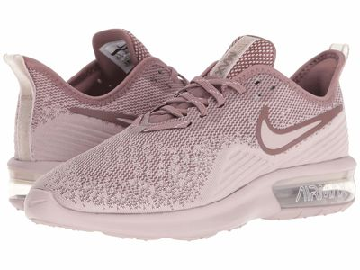 Nike - Nike Women Particle Rose/Particle Rose/Smokey Mauve Air Max Sequent 4 Running Shoes