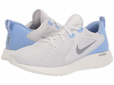 Nike - Nike Women Platinum Tint/Metallic Silver/Aluminum Legend React Running Shoes