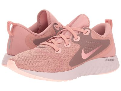 Nike - Nike Women Rust Pink/Pink Tint/Smokey Mauve/Sail Legend React Running Shoes