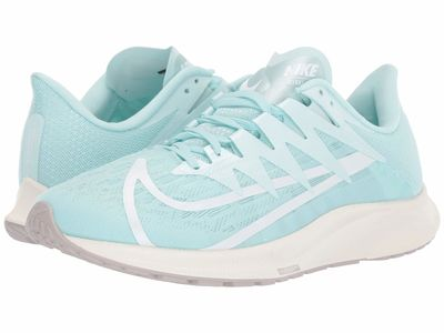 Nike - Nike Women Teal Tint/White/Ghost Aqua/Pale İvory Zoom Rival Fly Running Shoes