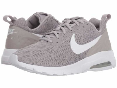 Nike - Nike Women's Atmosphere Grey White Air Max Motion LW SE Lifestyle Sneakers