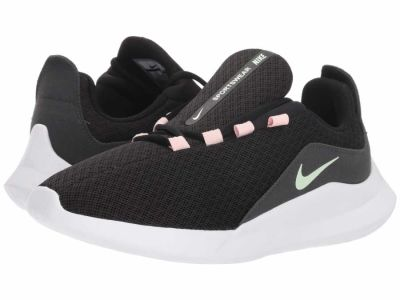 Nike - Nike Women's Black Barely Volt Storm Pink Anthracite Viale Lifestyle Sneakers