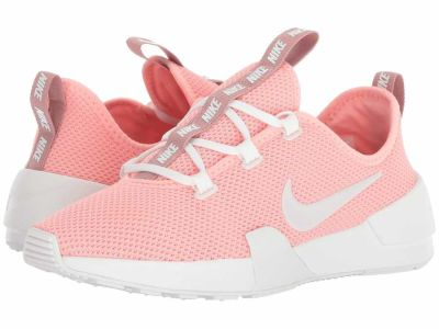 Nike - Nike Women's Bleached Coral Summit White Rust Pink Ashin Modern Lifestyle Sneakers