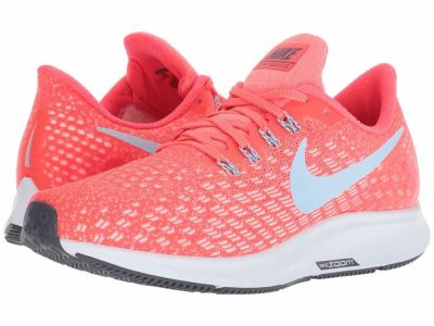 Nike - Nike Women's Bright Crimson Gridiron Gym Red Air Zoom Pegasus 35 Running Shoes