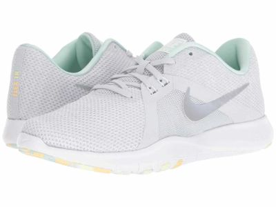 Nike - Nike Women's Pure Platinum Wolf Grey White Igloo Flex TR 8 Premium Athletic Shoes