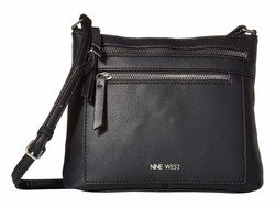 Nine West Black 1 Coralia Ailani Cross Body Bag - Thumbnail