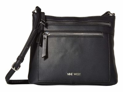 Nine West Black 1 Coralia Ailani Cross Body Bag