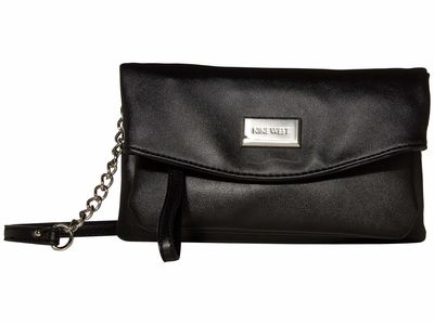 Nine West Black 1 Coralia Mini Tunnel Cross Body Bag