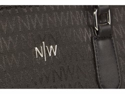 Nine West Black 1 İndie Tote Handbag - Thumbnail