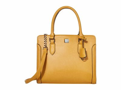 Nine West - Nine West Butter Coralia Me Time Satchel Handbag