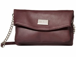 Nine West Dark Garnet Coralia Mini Tunnel Cross Body Bag - Thumbnail