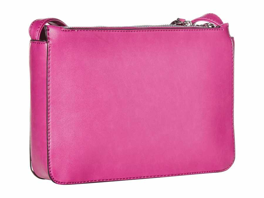 Nine West Magenta Prosper Mini Nyla Cross Body Bag