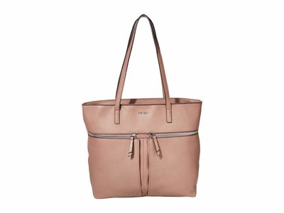 Nine West Mauve Coralia Yuliana Tote Handbag