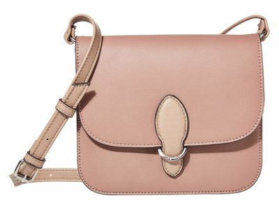 Nine West - Nine West Mauve Multi Kadence Mini Cross Body Bag