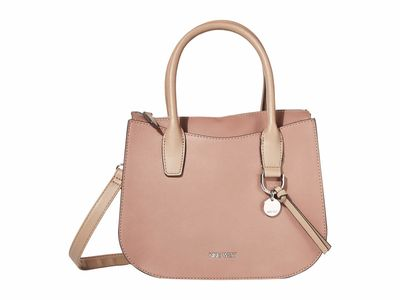 Nine West - Nine West Mauve Multi Kadence Satchel Handbag