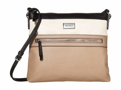 Nine West Milk Multi Coralia Sure Springs Cross Body Bag
