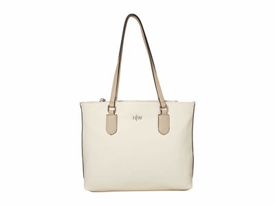 Nine West - Nine West Milk Multi İndie Tote Handbag