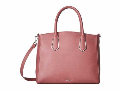 Nine West - Nine West Peony Blossoming Satchel Satchel Handbag