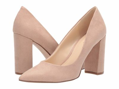 Nine West - Nine West Women Barely Nude Aliza 2 Pumps