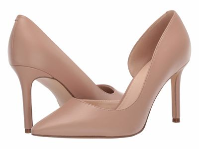 Nine West - Nine West Women Barely Nude Eria Pumps