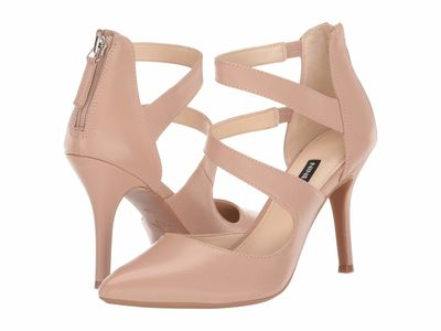 Nine West Women Barely Nude Florent9X9 Pumps
