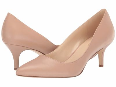 Nine West - Nine West Women Barely Nude Lowkey Pumps