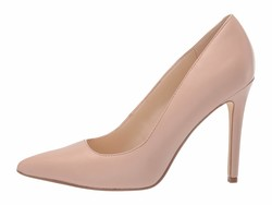 Nine West Women Barely Nude Tay 3 Pumps - Thumbnail