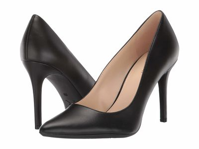 Nine West - Nine West Women Black 1 Fill Pumps