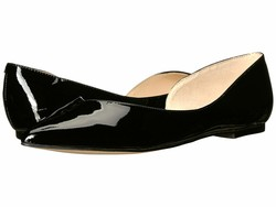 Nine West Women Black Aryn Flats - Thumbnail