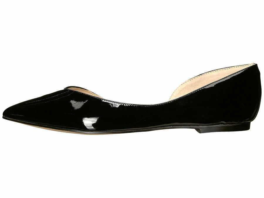 Nine West Women Black Aryn Flats