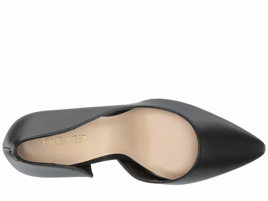 Nine West Women Black Eria Pumps