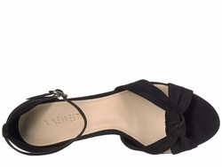 Nine West Women Black Paloma 2 Heeled Sandals - Thumbnail