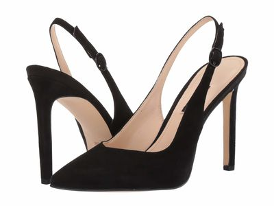 Nine West - Nine West Women Black Tina Pumps