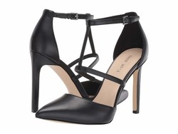 Nine West Women Black Tornaydo 3 Pumps - Thumbnail